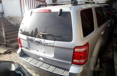 Clean Tokunbo Ford Escape 2010 Silver