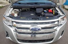 Ford Edge 2013 Gray