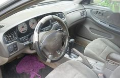 Nigerian Used 2001 Nissan Altima Gray Colour