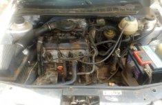 Neat & Cheap Volkswagen Golf 3 1993 1.9 D Variant Silver