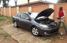 Need to sell high quality grey 2013 Toyota Corolla sedan automatic