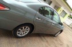 Nigerian Used 2006 Lexus ES Green Colour