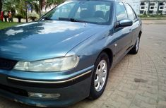 Sell blue 2005 Peugeot 406 automatic in Abuja at cheap price