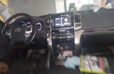 Clean Nigerian used Toyota Land Cruiser 2015 Gray