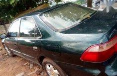 Neat Nigerian used Honda Accord 2000 Green