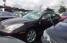 Need to sell high quality red 2006 Lexus ES at price ₦2,300,000 in Lagos