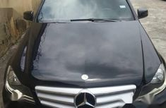 Clean Tokunbo Mercedes-Benz C250 2012 Black