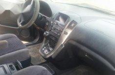Neat Nigerian used Lexus RX 2001 Black