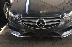 Foreign Used Black 2014 Mercedes-Benz E350