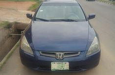 Neat Nigerian used 2003 Honda Accord EX for sale