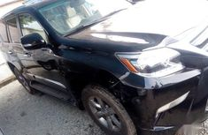 Clean foreign used Lexus GX 2012 460 Silver