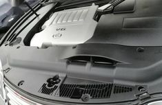 Clean Tokumbo Lexus ES 2010 350 Silver
