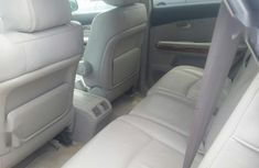 Neat Foreign  used Lexus RX 2007 Black