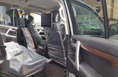 Super Clean Tokumbo Toyota Land Cruiser 2016 Black