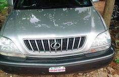 Clean Foreign used Lexus RX 2001 Silver