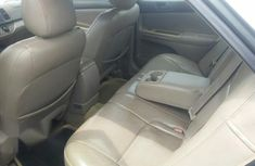 Well Maintained Nigerian used Toyota Camry 2005 Gray