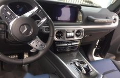 Super Clean Tokumbo Mercedes-Benz G-Class 2019 Black
