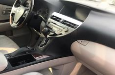 Super Clean Foreign used Lexus RX350 2010 Black