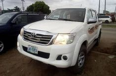 Well maintained 2011 Toyota Hilux at mileage 0 for sale in Lagos