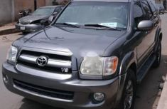 Sell 2009 Toyota Sequoia at price ₦3,900,000