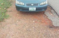 Fairly Nigerian used Toyota Camry 2001 Blue
