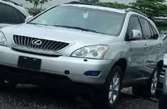 Sell well kept grey 2008 Lexus RX suv automatic in Lagos