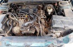 Clean Nigerian used Peugeot 406 2001 Green