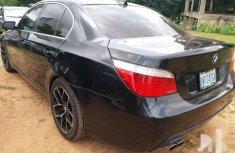 Nigerian Used BMW 535i 2009 Black Colour