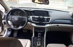Foreign Used 2013 Honda Accord Gold Color in Lagos