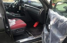 Foreign Used Lexus LX 2019 Black
