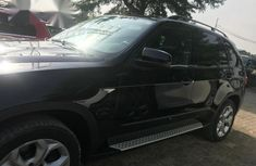 Well Maintained Nigerian used BMW X5 2012 xDrive40d Black