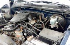 Foreign Used 2007 Toyota Tacoma Access Cab Blue Colour