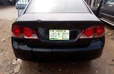 Super Clean Nigerian used Honda Civic 2008 Black