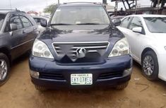 Used blue 2006 Lexus GX automatic car at attractive price