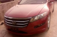 Clean Foreign used Honda Accord CrossTour 2010 EX-L Red