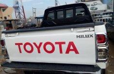 Clean Tokumbo Toyota Hilux 2013 White