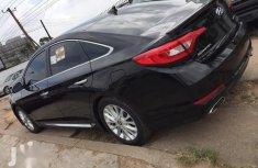 Super Clean Foreign used Hyundai Sonata 2015 Black