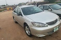Neat Nigerian Used Toyota Camry 2004 Silver