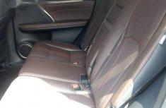 Clean Tokunbo Lexus RX350 2018 Black