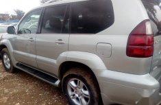 Neat Nigerian used Lexus GX 2003 Gold