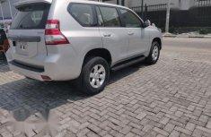 Clean foreign used Toyota Land Cruiser Prado 2015 Silver