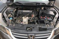 Clean Nigerian used Honda Accord 2013 Black