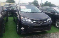 Neat Nigerian used Toyota RAV4 2015 Black
