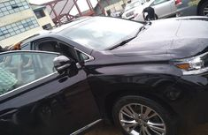 Very Clean Foreign used Lexus RX 2013 Black