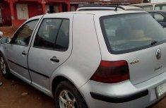 Nigerian Used Volkswagen Golf 2005 1.6 Comfortline Silver