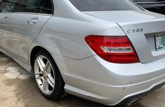 Clean Nigerian used Mercedes-Benz C300 2012 Silver