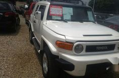 Super Clean Nigerian used Toyota FJ Cruiser 2007 White