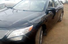 Well maintained black 2010 Toyota Camry for sale at price ₦1,340,000 in Lagos