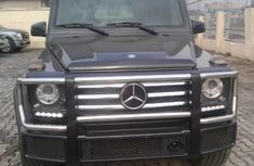 Selling 2016 Mercedes-Benz G550 in good condition at price ₦45,500,000