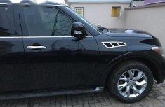 Clean Nigerian used Infiniti QX 2011 Black
